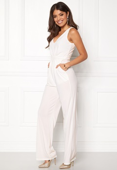 Make Way Beatrix jumpsuit White Bubbleroom.eu