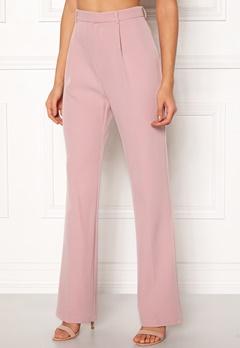 Make Way Beth trousers Dusty pink Bubbleroom.eu