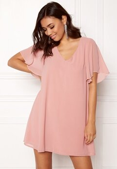 Make Way Elwira Dress Dusty pink Bubbleroom.eu
