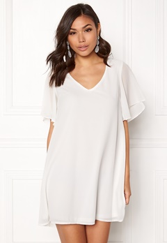 Make Way Elwira Dress White Bubbleroom.eu