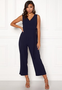 Make Way Filippa jumpsuit Dark blue Bubbleroom.eu