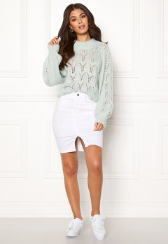 Make Way Jade knitted sweater  Bubbleroom.eu