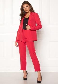 Make Way Jessie trousers Red Bubbleroom.eu