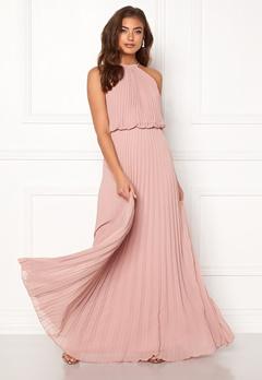Make Way Leilani maxi dress Dusty pink Bubbleroom.eu