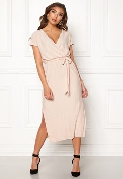 Make Way Lyla dress Beige Bubbleroom.eu