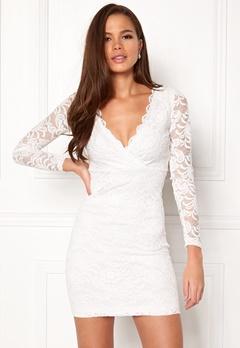 Make Way Martha lace dress White Bubbleroom.eu