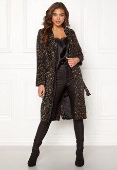 Make Way Penelope coat Leopard Bubbleroom.eu