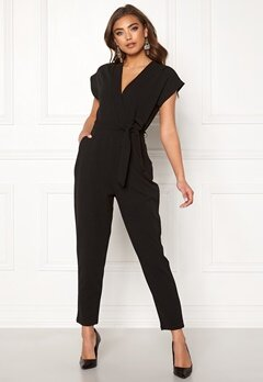 Make Way Rue jumpsuit Black Bubbleroom.eu