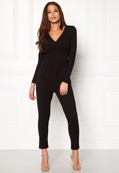 Make Way Sadie Jumpsuit Black Bubbleroom.eu
