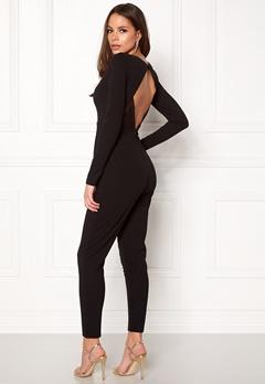 Make Way Sadie Jumpsuit Black Bubbleroom.eu