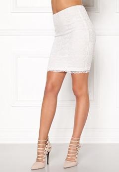 Make Way Shianna Skirt White Bubbleroom.eu
