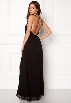 Make Way Sierra Prom Dress Black Bubbleroom.eu