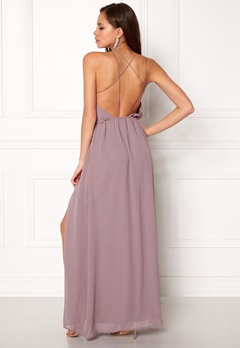 Make Way Sierra Prom Dress Dusty lilac Bubbleroom.eu
