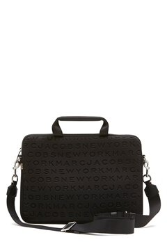 "Marc Jacobs Computer Case 13"" Black Bubbleroom.eu"