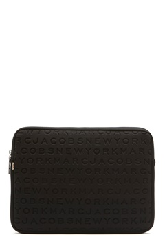 "Marc Jacobs Computer Case II 13"" Black Bubbleroom.eu"