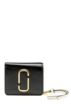 The Marc Jacobs Mini Compact Wallet Black Multi Bubbleroom.eu