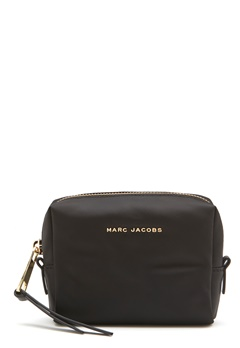 Marc Jacobs Small Cosmetic Bag Black Bubbleroom.eu