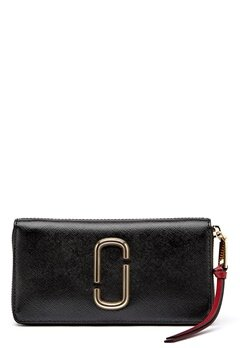 Marc Jacobs Standard Continental Wallet 014 Black Bubbleroom.eu