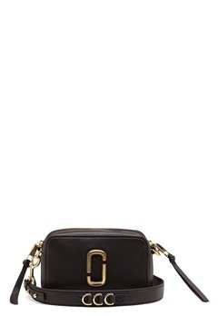 The Marc Jacobs The Softshot 21 Black Bubbleroom.eu