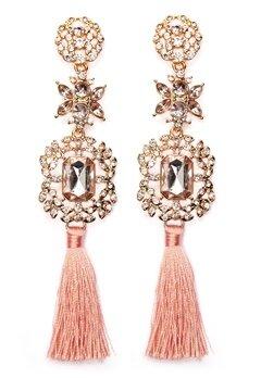 Pieces Maris Earrings Gold Colour Bubbleroom.eu