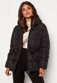 Martine Lunde X Bubbleroom Puffer jacket  Black Bubbleroom.eu
