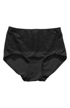 Petite Secrets Maxi briefs Black+Black Bubbleroom.eu