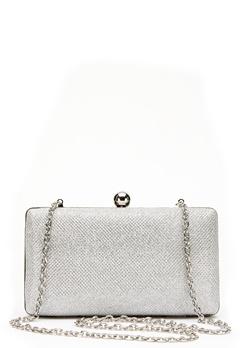 Menbur Basseterre Bag Silver Bubbleroom.eu
