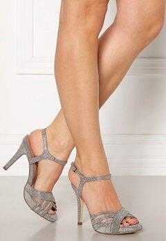 Menbur Glitter Sandals Silver Bubbleroom.eu
