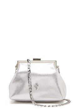 Menbur Glitter Soft Bag Silver Bubbleroom.eu