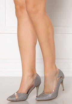 Menbur Sapato Glitter Sandals Silver Bubbleroom.eu