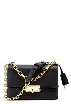 Michael Michael Kors Cece Chain Crossbody Bag Black Bubbleroom.eu