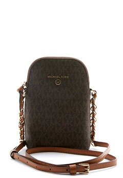 Michael Michael Kors Chain Crossbody Brown/Acorn Bubbleroom.eu