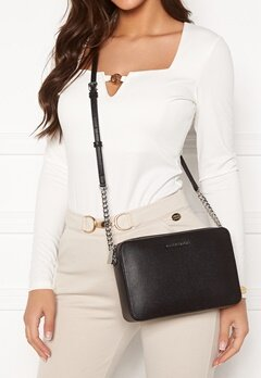 Michael Michael Kors Large Crossbody 001 Black Bubbleroom.eu