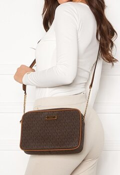 Michael Michael Kors Large Crossbody 200 Brown Bubbleroom.eu