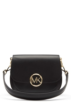Michael Michael Kors Lillie MD Messenger Black Bubbleroom.eu