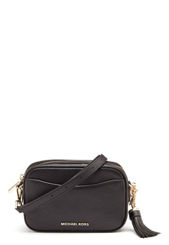 Michael Michael Kors Mercer Crossbody Black Bubbleroom.eu