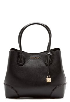Michael Michael Kors Mercer Gallery Bag Black Bubbleroom.eu