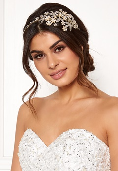 Ivory & Co Mimosa Headpiece Rosa Bubbleroom.eu