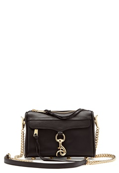 Rebecca Minkoff Mini Mac Bag Black Bubbleroom.eu
