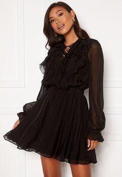 Miss Sixty DJ0320 Dress Black Bubbleroom.eu