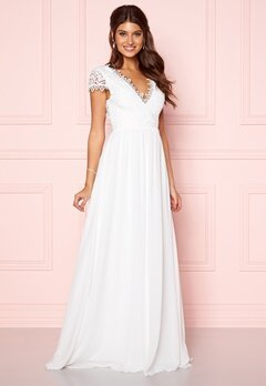 Moments New York Amelia Wedding Gown White Bubbleroom.eu