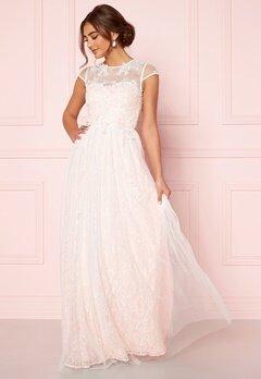 Moments New York Florentina Wedding Gown White Bubbleroom.eu