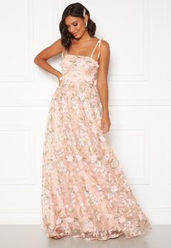 Moments New York Grace Floral Gown Floral Bubbleroom.eu