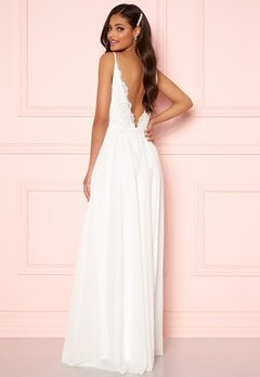 Moments New York Vanessa Wedding Gown White Bubbleroom.eu
