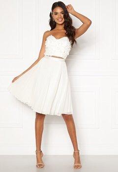 Moments New York Zaria Short Skirt  White Bubbleroom.eu