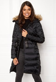Mountain Works Foxy Lace Down Coat Black Bubbleroom.eu