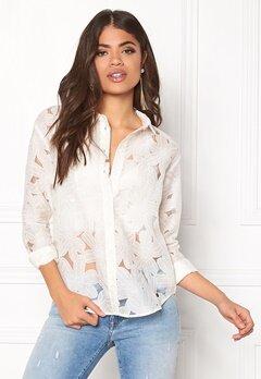 NÜMPH Laverne Shirt Pristine Bubbleroom.eu
