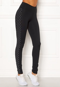 NEBBIA Signature Sport Tights Black Bubbleroom.eu