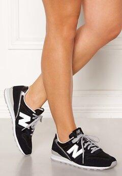 New Balance WL996 Sneakers Black/Silver Bubbleroom.eu