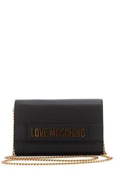 Love Moschino New Evening Bag 000 Black Bubbleroom.eu